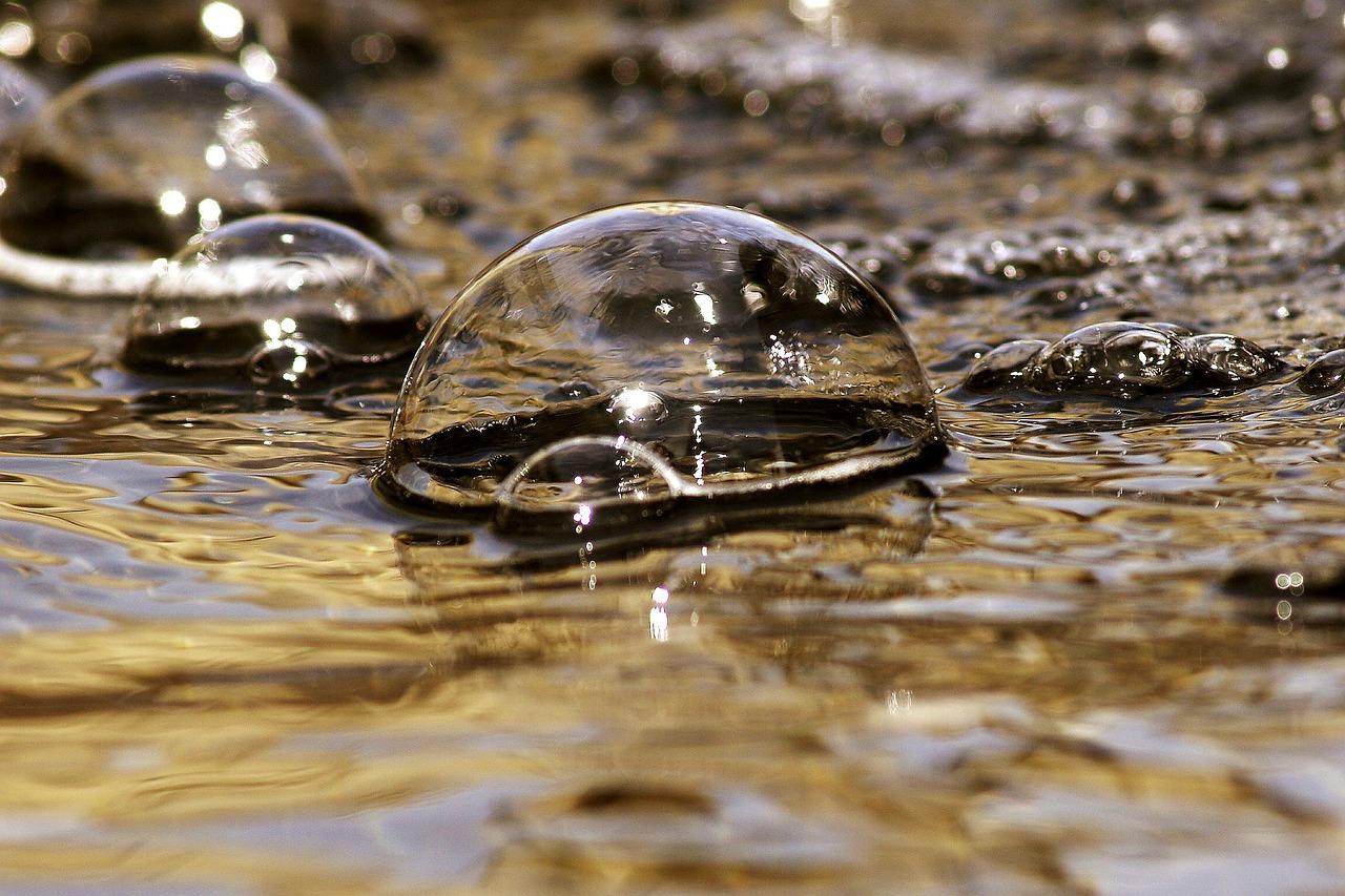 Acqua sempre pura? Filtri a carboni attivi!