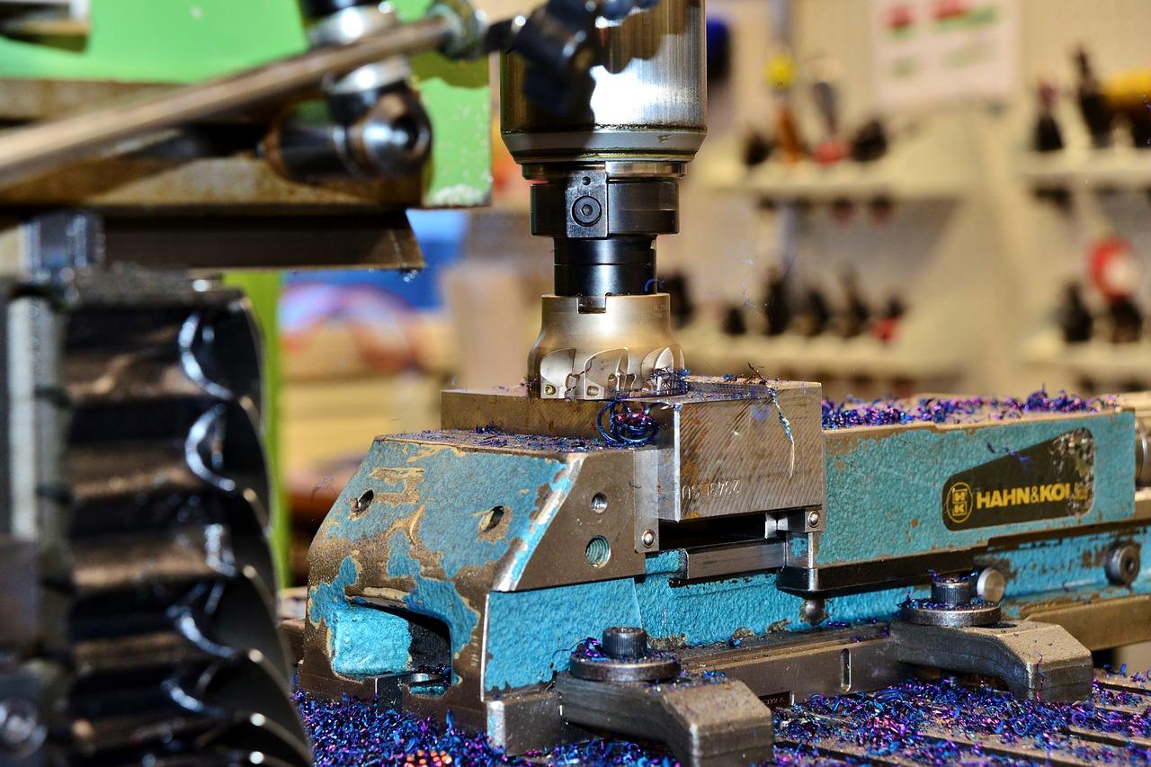 Elementi chiave nella costruzione di piedini per macchine utensili