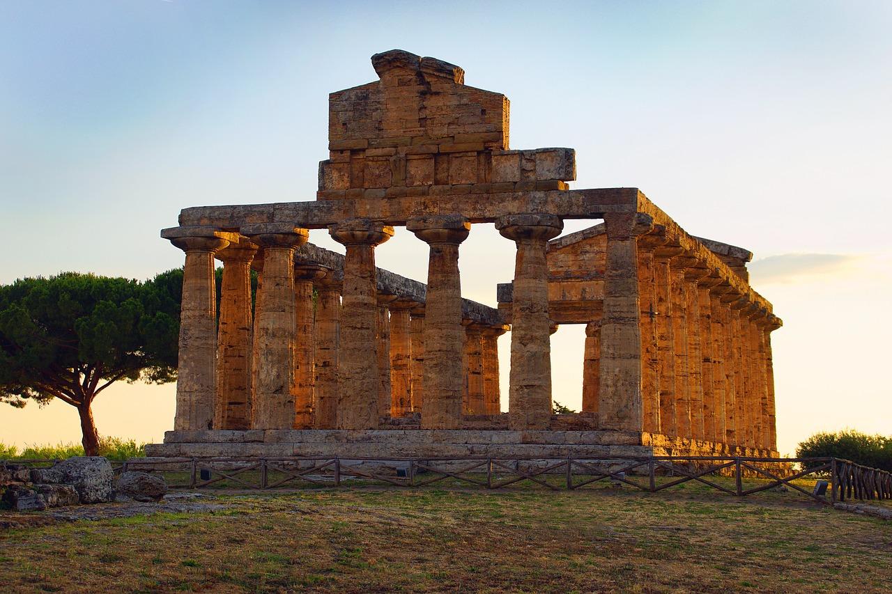 In vacanza lungo la storia: Paestum