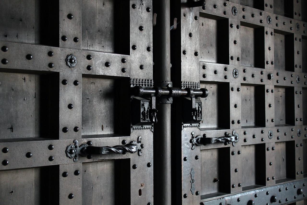 Porta in ferro: una scelta che unisce sicurezza e design